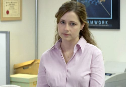 sexy pam beesly