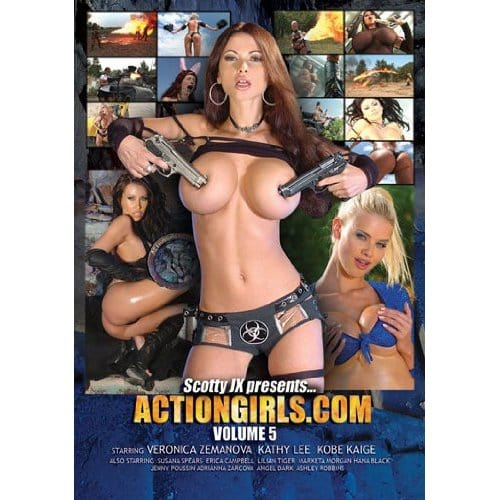 Actiongirls.com Volume 5                                  (2008)