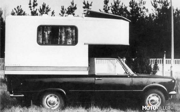 Dodatkowe Polski Fiat 125p pickup (camping) MY66