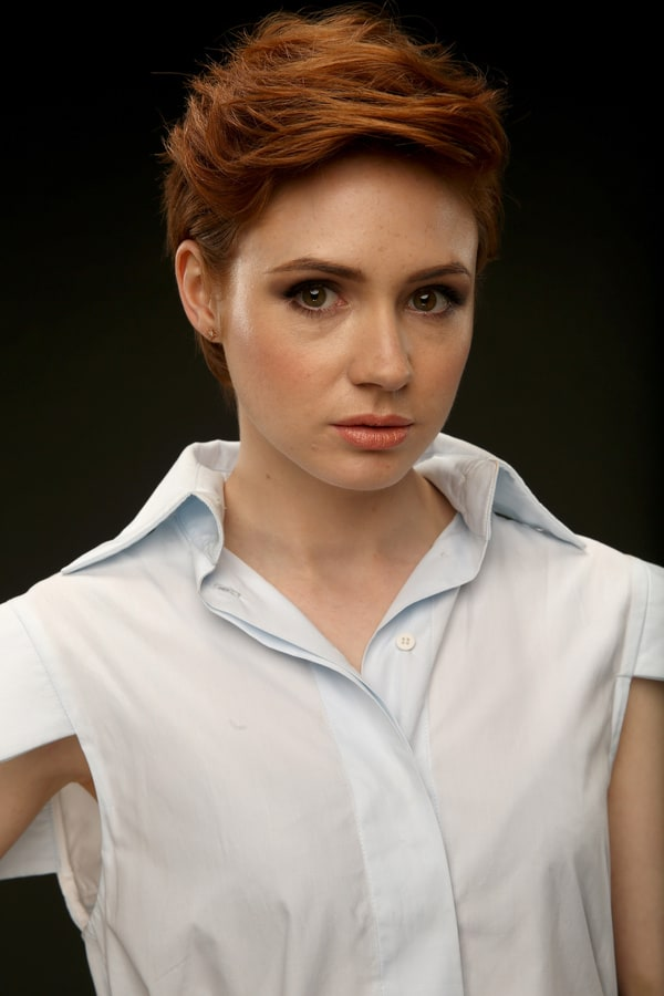 Picture Of Karen Gillan