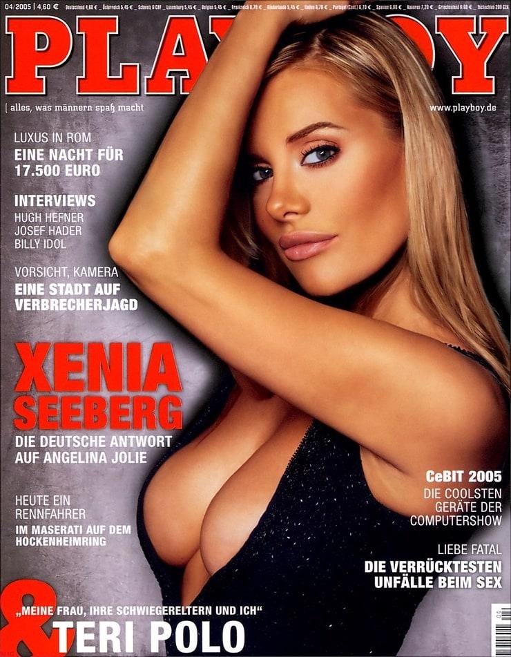 Picture of Xenia Seeberg