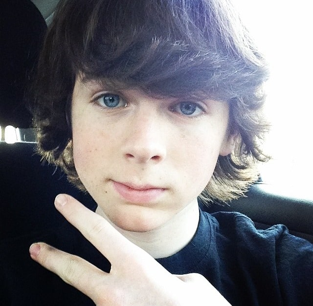 chandler riggs ask