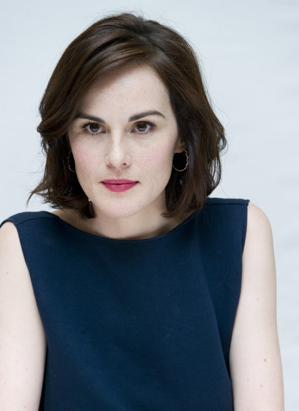 Picture Of Michelle Dockery
