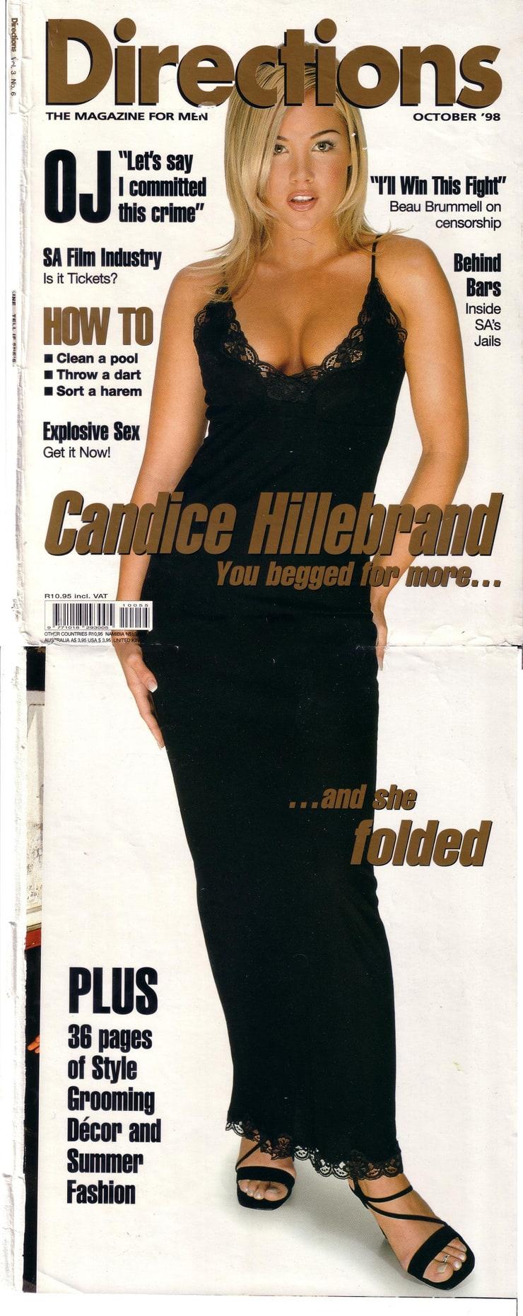 Candice Hillebrand Nude Photos 67