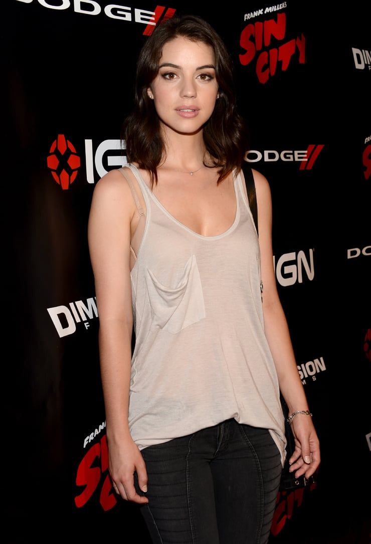 Picture of Adelaide Kane