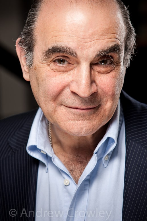 David suchet has been added to these lists