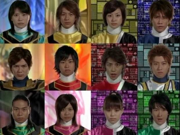 Picture of Mahou Sentai Magiranger vs Dekaranger