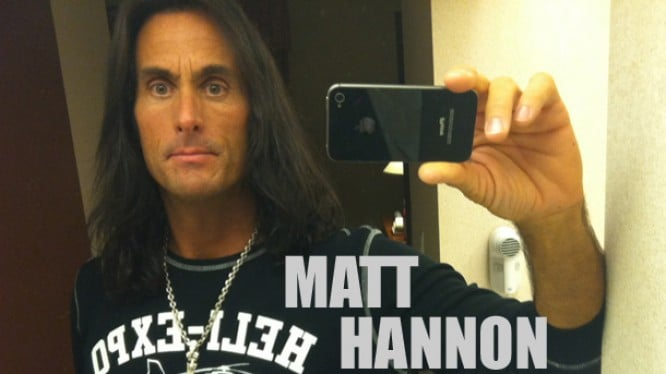 Matt Hannon