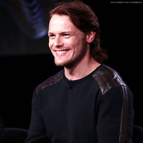 Sam heughan pictures to pin on pinterest
