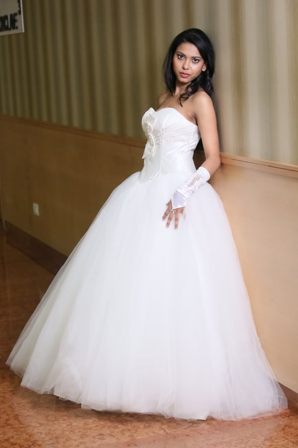 Christian Wedding Gowns Collection India
