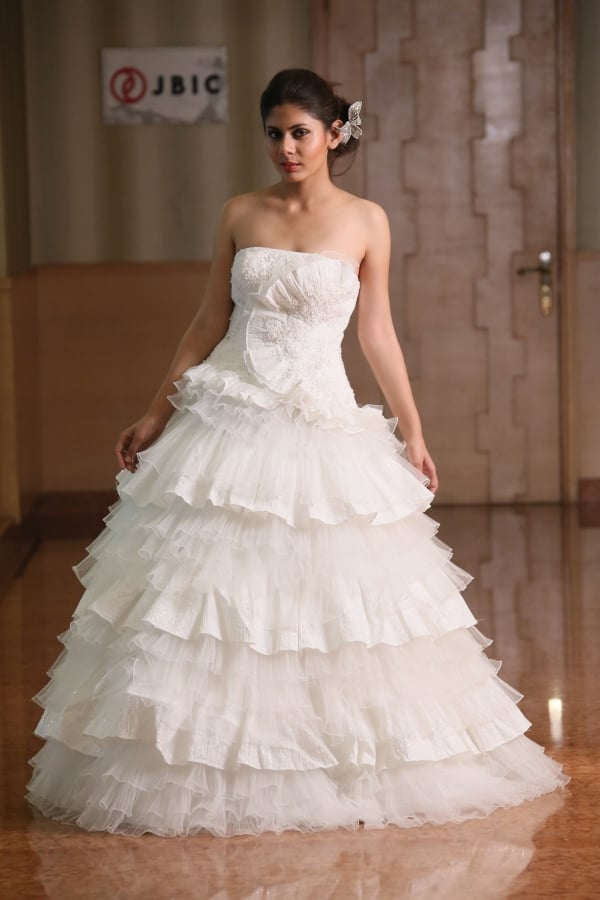 Our Different designer wedding dresses
