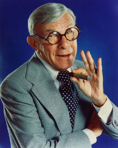 George Burns Net Worth
