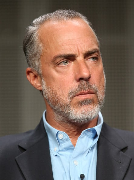Titus welliver eyes for Titus welliver tattoos