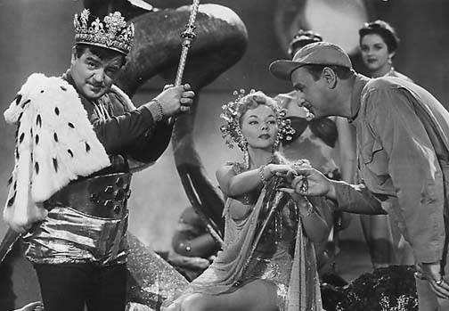 Picture of Abbott and Costello Go to Mars