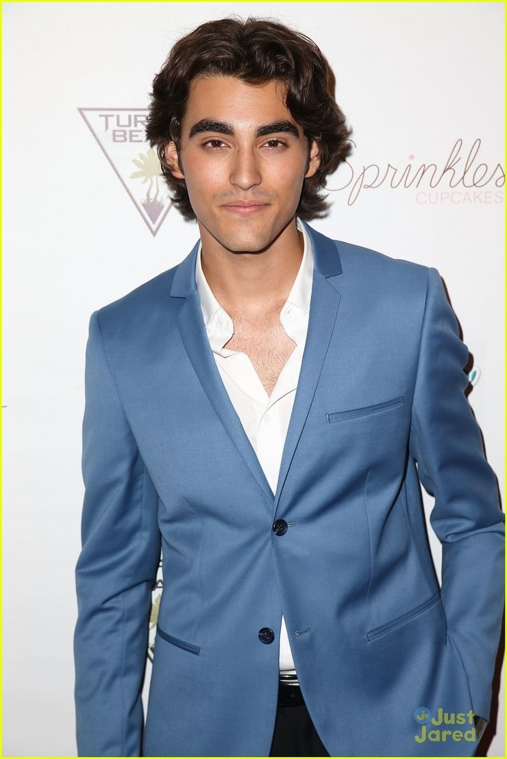 Picture of blake michael
