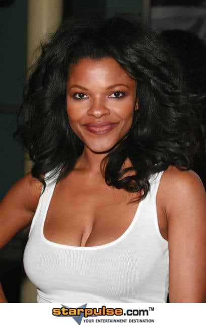 keesha sharp natural hair