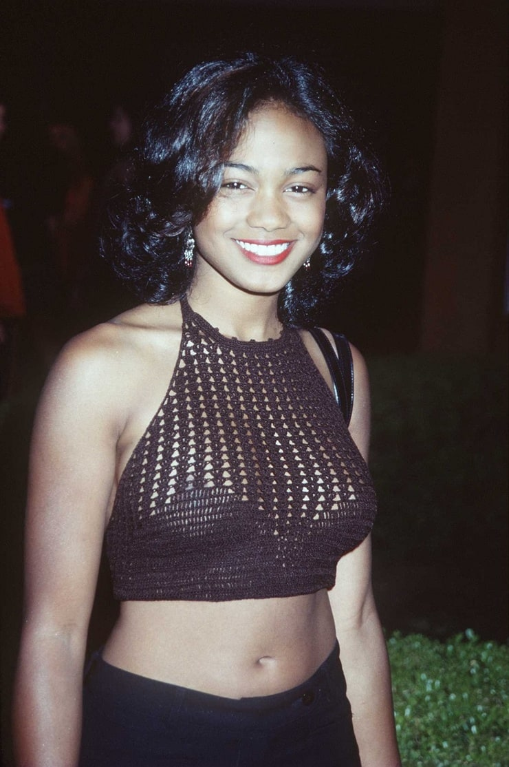 Tatyana Ali Nude - Naked Pics and Sex Scenes at