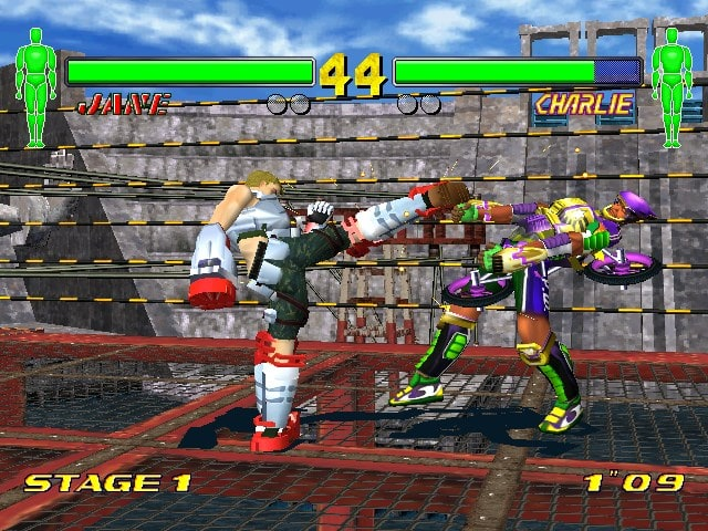 Picture of Fighting Vipers 2