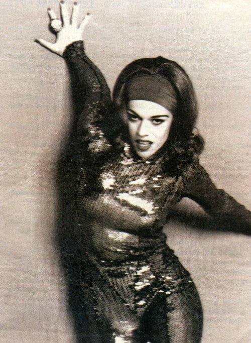 Picture Of Lady Miss Kier