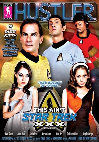 This Aint Star Trek XXX - Tars Tarkas.NET - Movie reviews