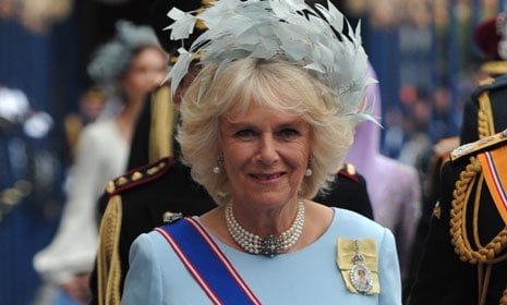 Picture Of Camilla Parker Bowles