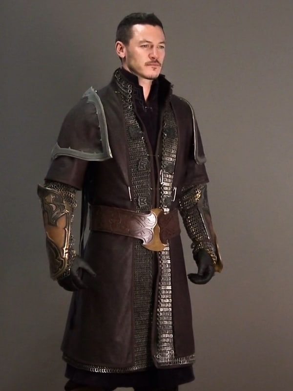 Picture of Luke Evans Michael Fassbender Imdb