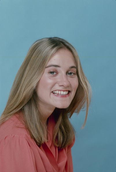 Picture Of Maureen Mccormick