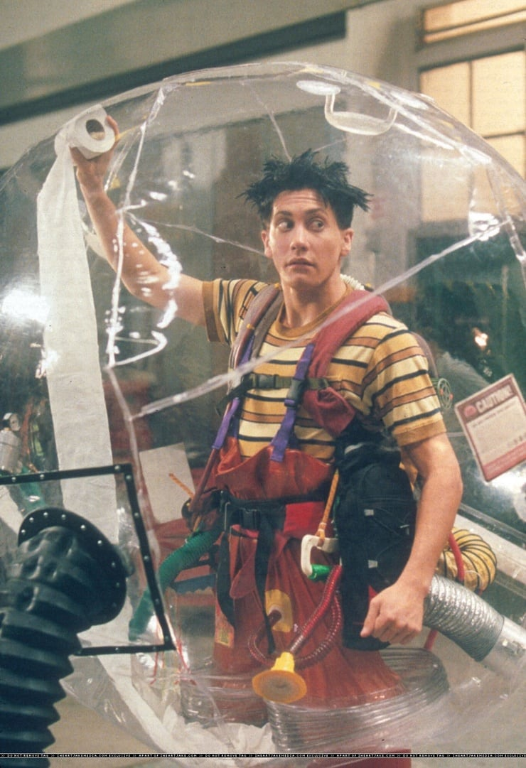 Picture of Bubble Boy