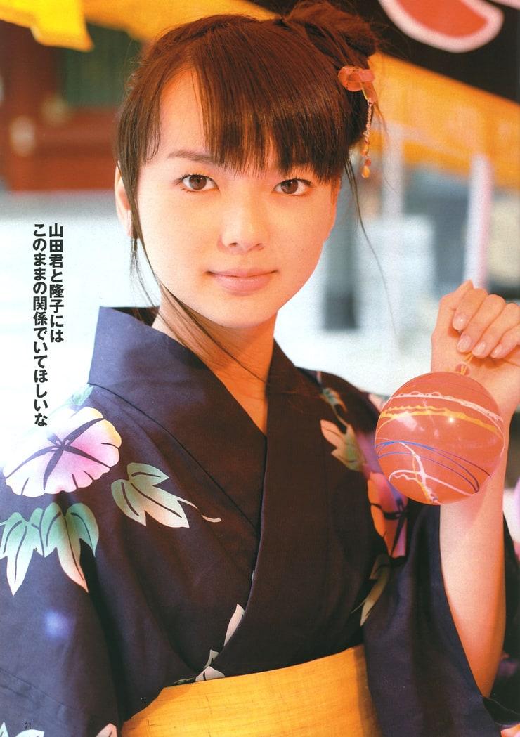 Mikako Tabe Nude Photos 15
