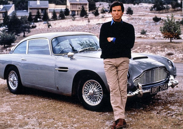 Aston Martin Db5 Tomorrow Never Dies 1997