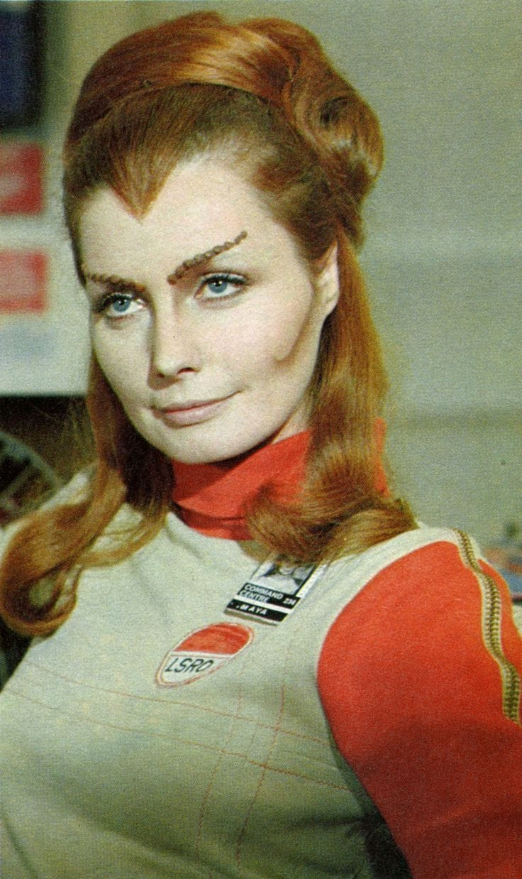 Watch Catherine Schell video