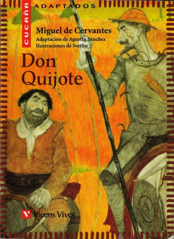 an analysis of the symbolism in the spanish novel don quixote by miguel de cervantes saavedra The nook book (ebook) of the don quijote de la mancha (spanish edition) by miguel de cervantes saavedra at barnes & noble free shipping on $25 or more.