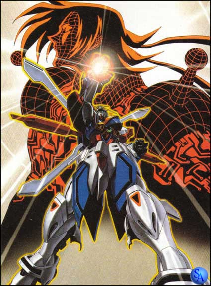 Picture of mobile fighter g gundam for Domon television