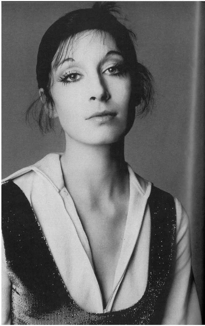 Angelica Huston