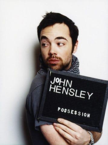 john hensley twitter