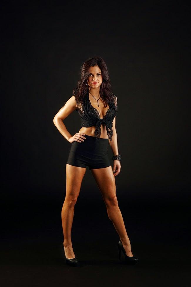 Andrea, Milwaukee Bucks Dancer / Cheerleader