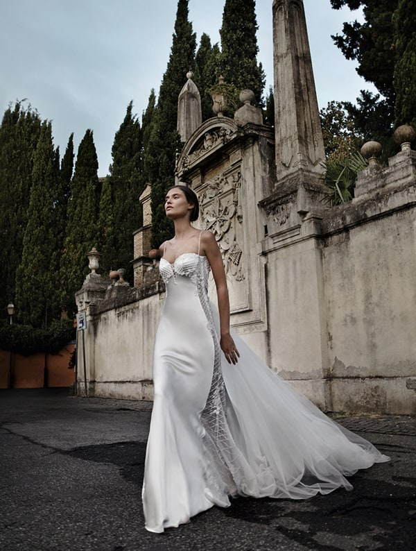 Bianca Balti for Alessandro Angelozzi