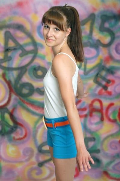 Nackt sabrina litzinger Melissa Joan