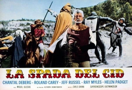 complete summary of el cid The lay of the cid is a translation of the cantar del mio cid  el cid produced by samuel bronston, directed by anthony mann.