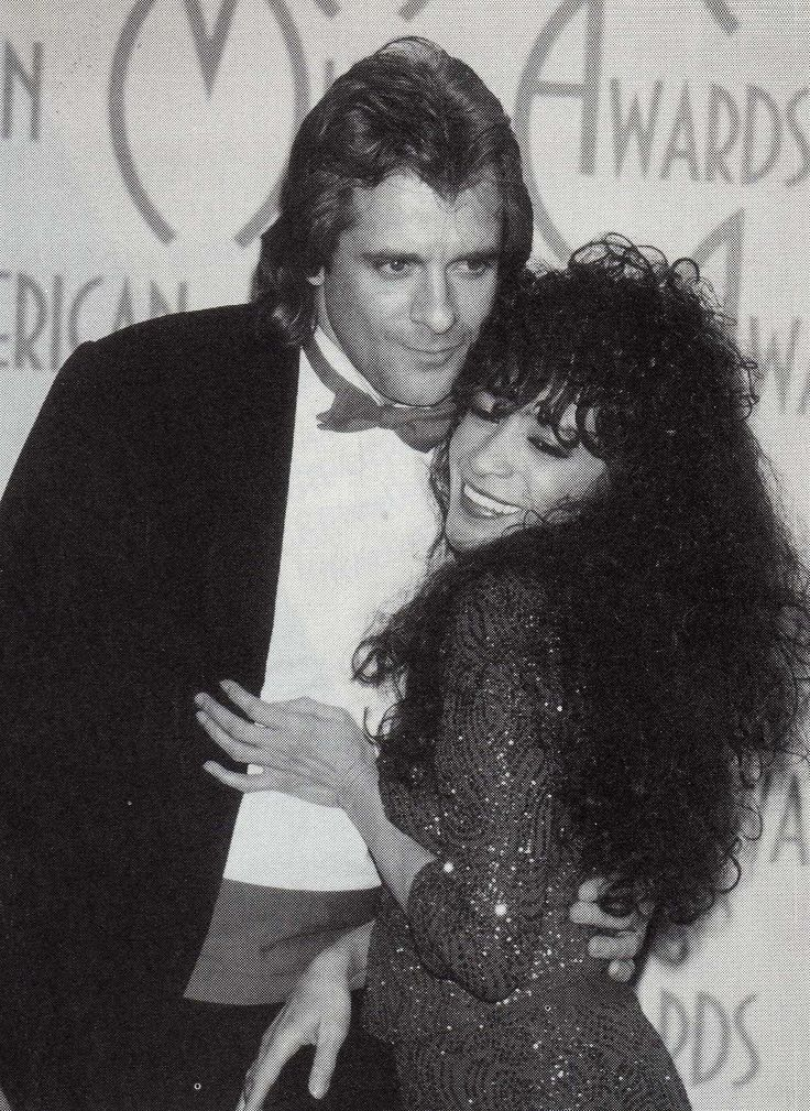 Ronnie Spector and Eddie Money at the American Mus