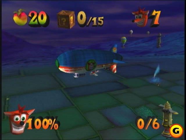 Crash bandicoot wrath of cortex characters