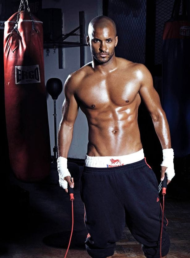 Picture of Ricky Whittle Bruce Willis Movies List