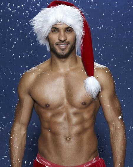 ricky whittle racial background