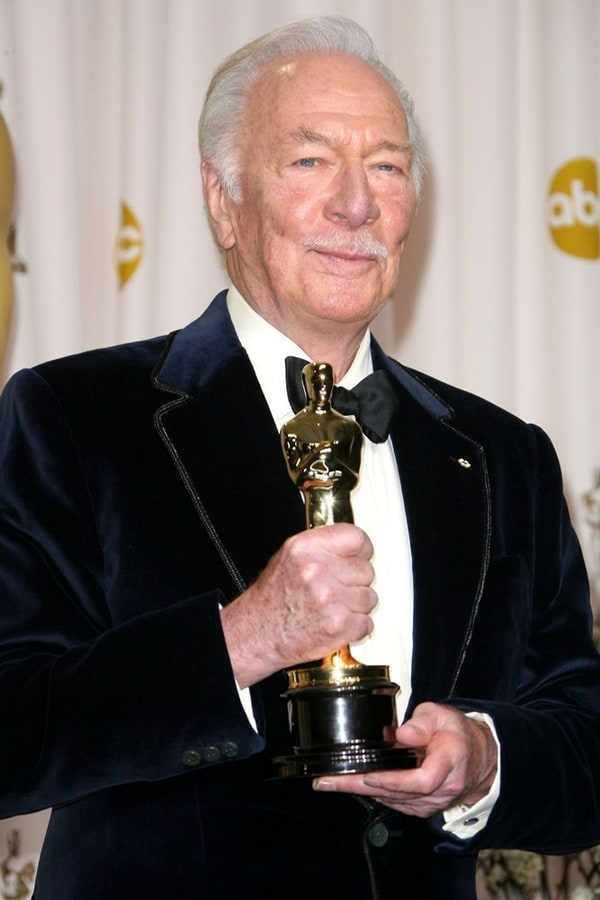 Picture of Christopher... Christopher Plummer