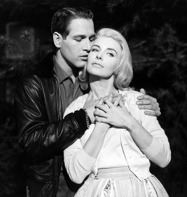 Paul newman joanne woodward for Movies at the terrace