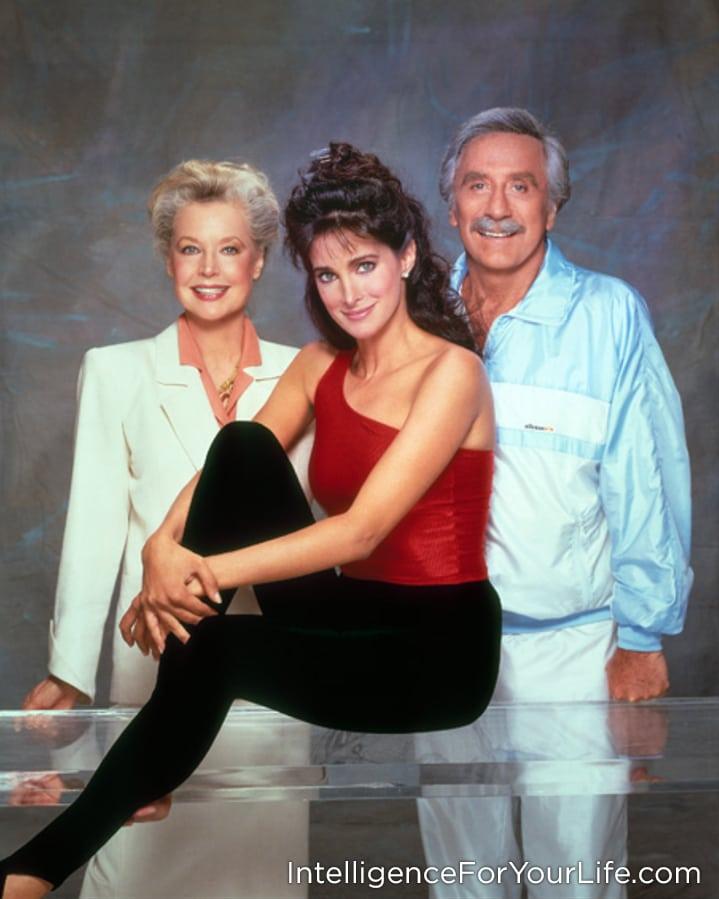 Connie Sellecca tv shows