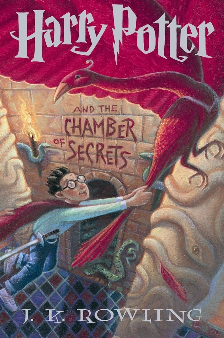Harry Potter (2) And The Chamber Of Secrets