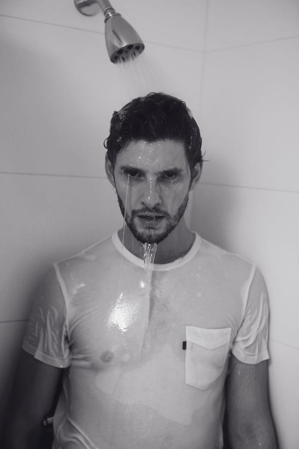 Ben Barnes For Interview Magazine
