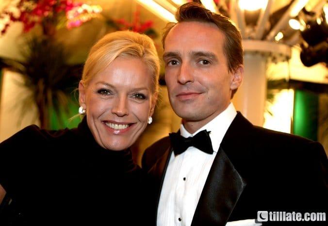 Katja Stauber And Florian Inhauser