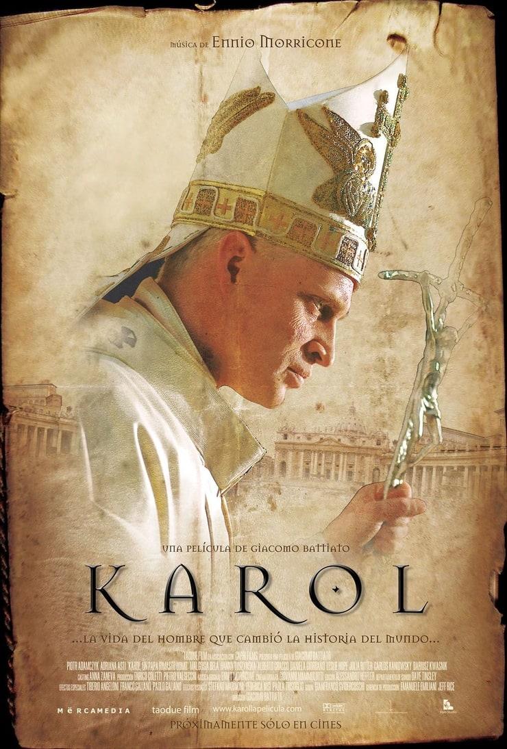 Karol - The Pope, the Man